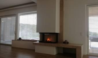 Wärmequelle Kaminofen aus der Steiermark
